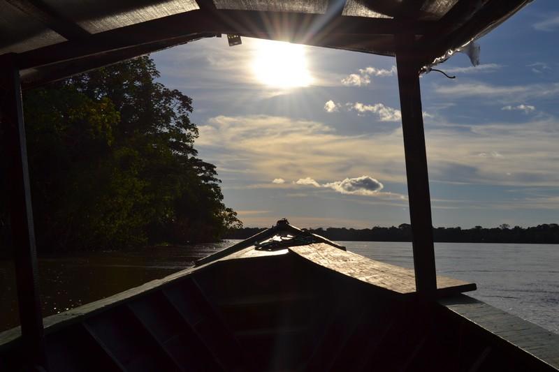 rencontre eaux amazonie