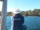 Lac Titicaca au Perou