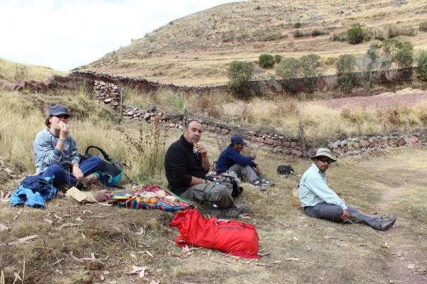 Dans la Vallée Sacrée