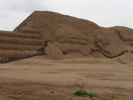 Huaca de la luna (Trujillo)