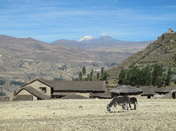 Séjour au Pérou en immersion au cœur d'un village du Canyon de Colca